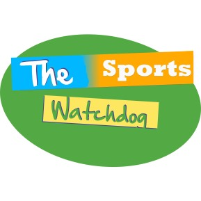 THE Sports Watchdog (logo) colour HI - NO Name