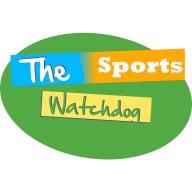 THE Sports Watchdog (logo) colour HI - NO Name